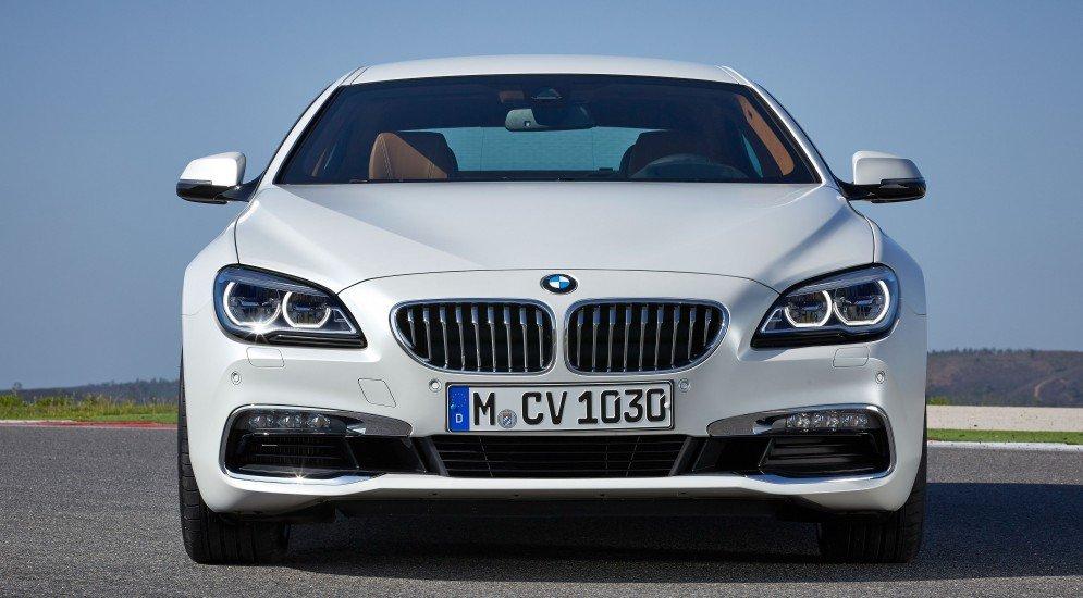 BMW показал обновление 6 Series