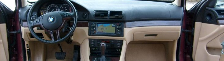 отличия BMW e32 от BMW e34