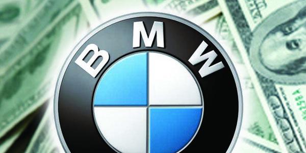BMW повышает цены на свои автомобили в России