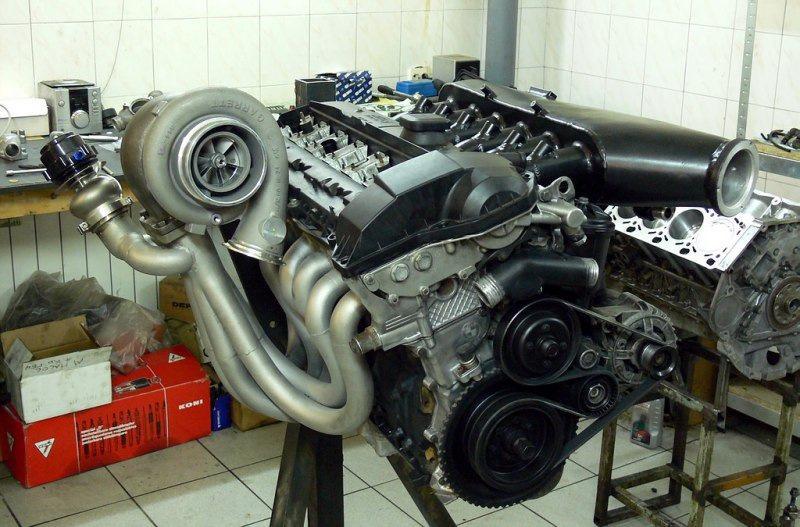 Ремонт BMW M50