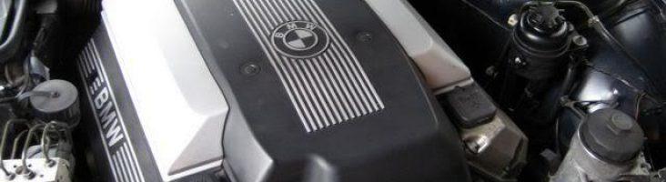 Двигатель BMW M62