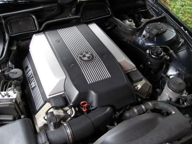 Характеристики и неисправности двигателя BMW M62