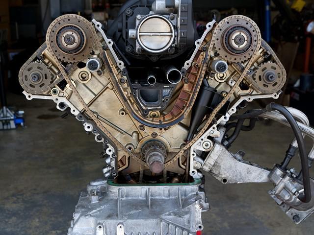 Ремонт BMW M62