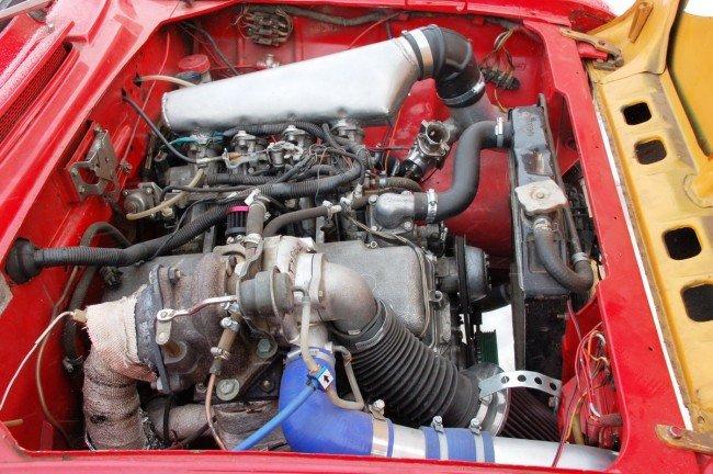 Двигатель автомобиля Москвич 412