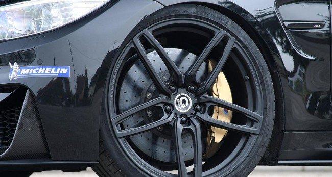 Диски BMW M4 Coupe