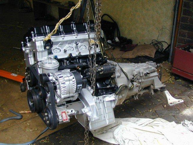 Двигатель BMW M40