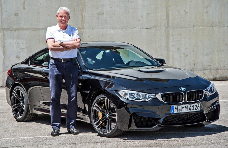 Главный конструктор BMW M покинул концерн