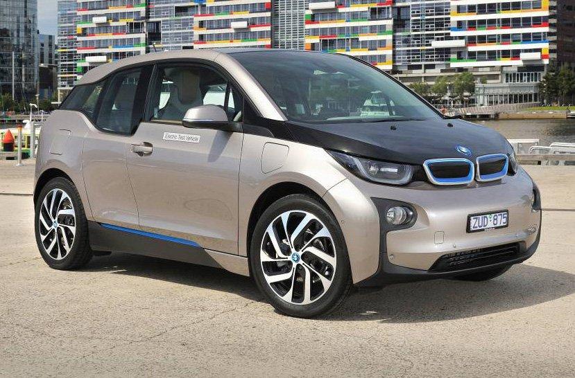 BMW разрабатывает модель на водородном двигателе