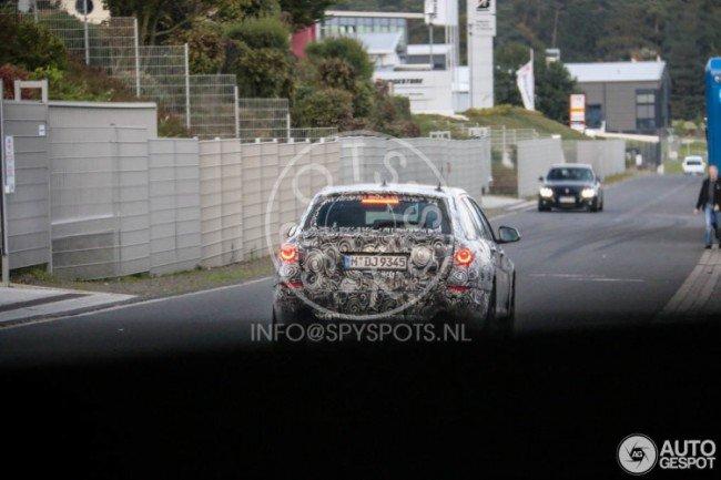 Шпионские фото БМВ G31