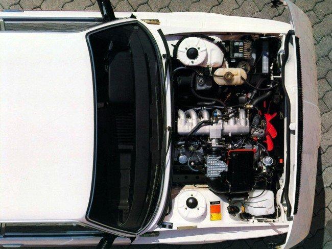 Двигатель M20 в автомобиле BMW E12