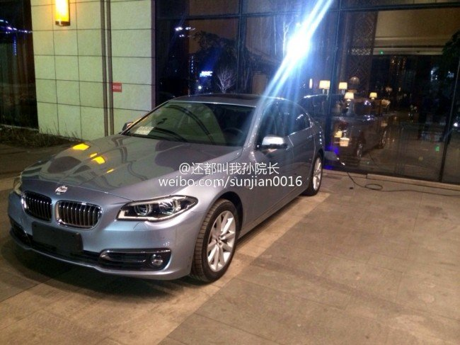 bmw-testing-plug-in-hybrid-5-series-in-china_1