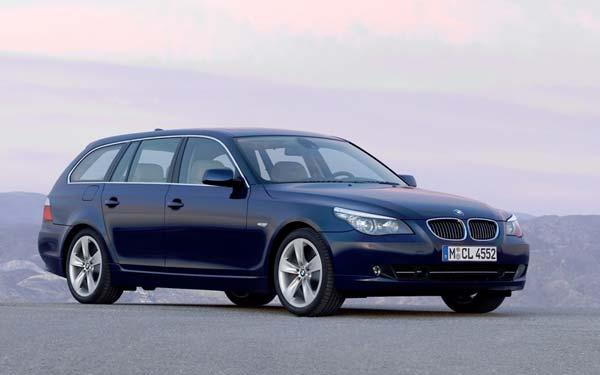 Обзор дизельного универсала BMW Touring версии 2009-2013