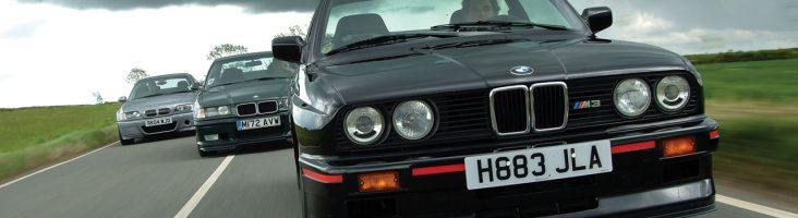 BMW5 e34, e39, e60
