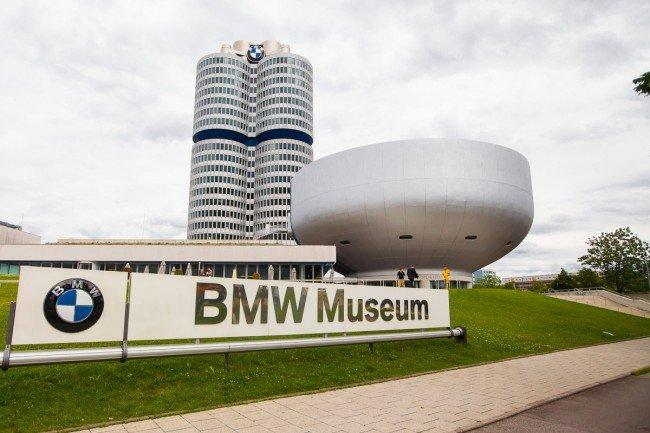 Экскурсия по музею BMW в Мюнхене