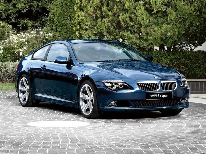 BMW 6 Series составит конкуренцию Porsche