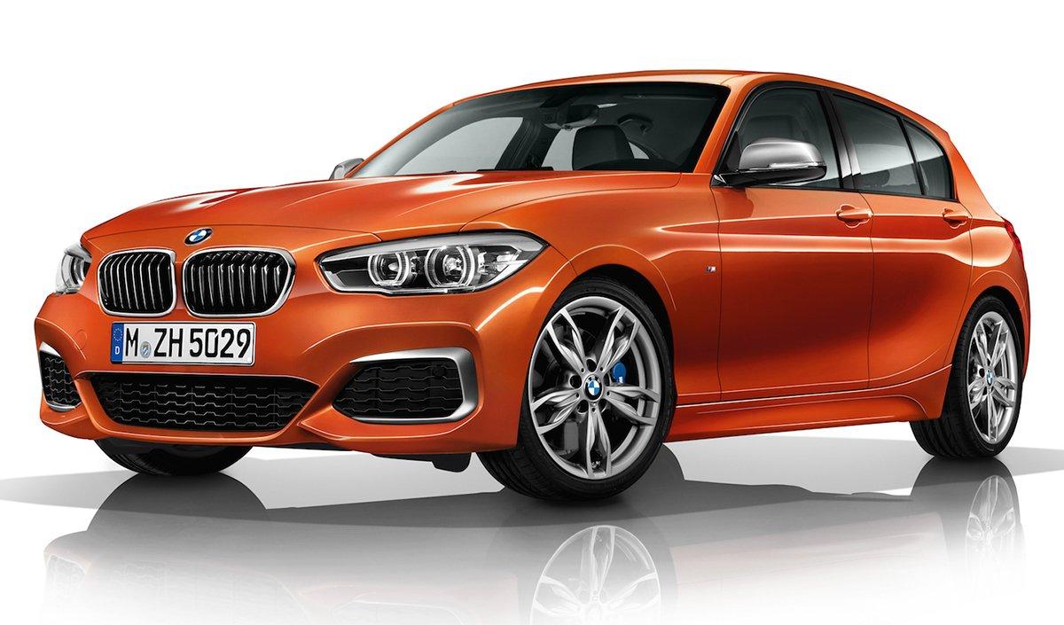 Обновленная версия BMW M135i