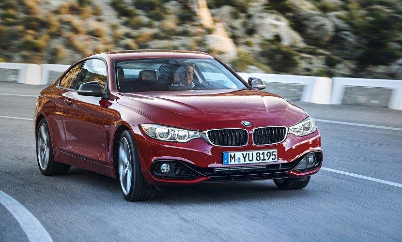 BMW 4 Series получат экономичный дизель