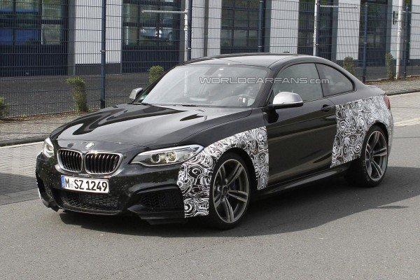 BMW M2 оснастят полным приводом