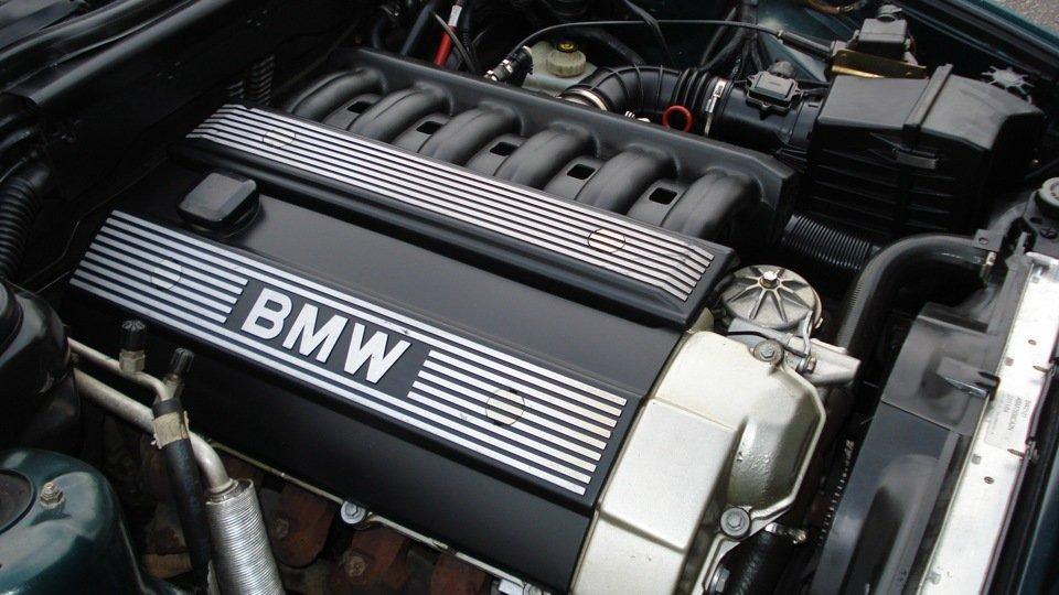 Описание и характеристики двигателя BMW M52, M52TU