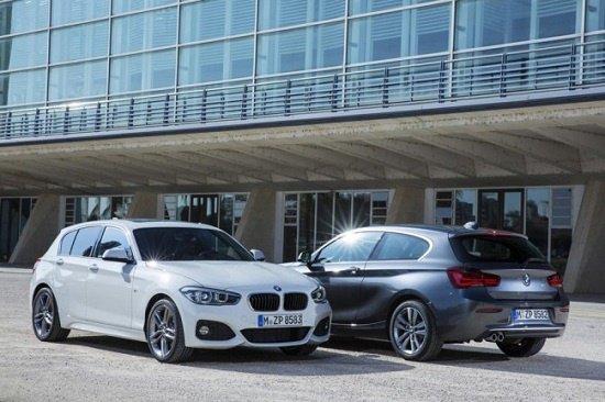 Представлен новый BMW 1-Series