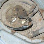 Замена топливного насоса в BMW e34