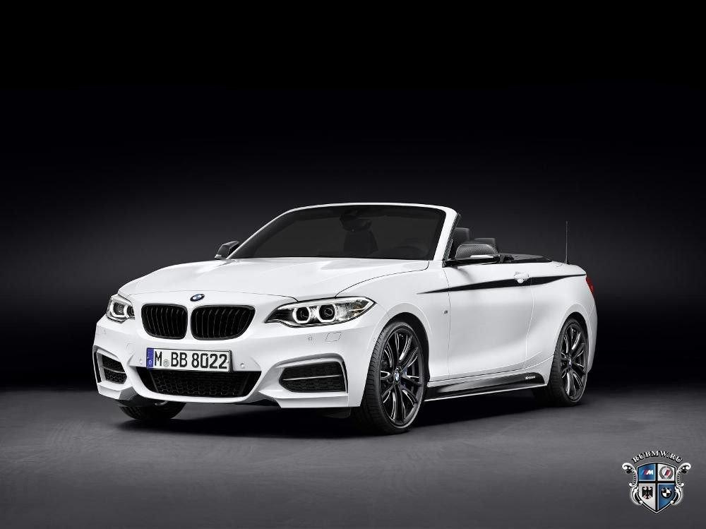 Кабриолет BMW 2 Series от M Performance