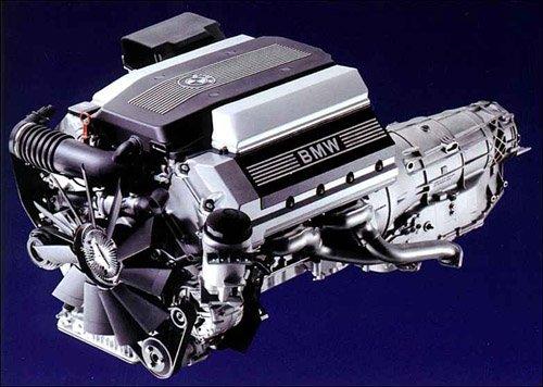 Описание и характеристики двигателя BMW M60