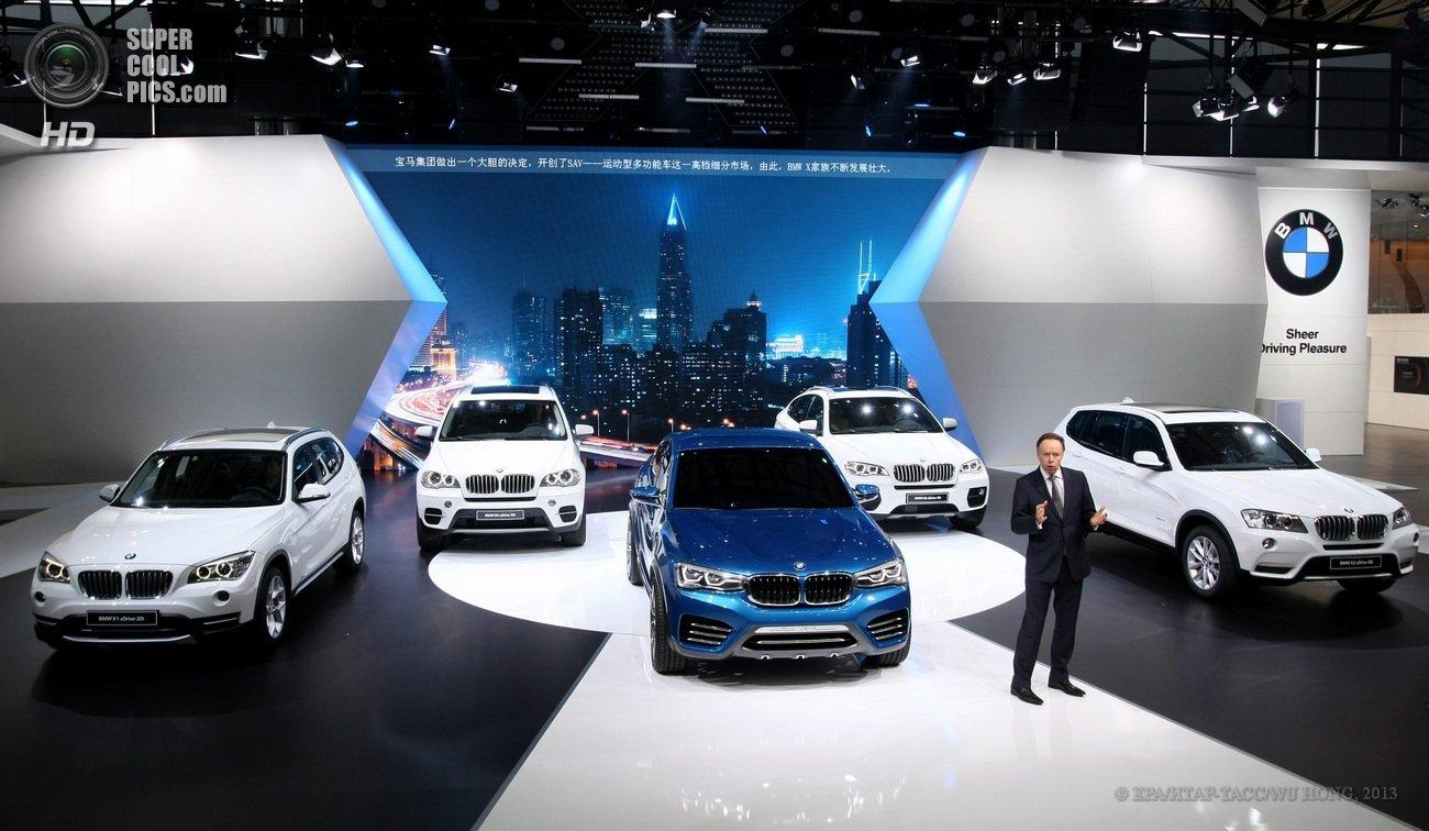 Новое повышение цен на BMW