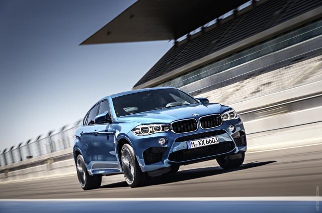 BMW выпустят М-версии для X3 и X4