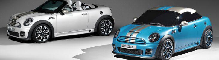 Ушли в отставку близнецы Mini Coupe и Mini Roadster
