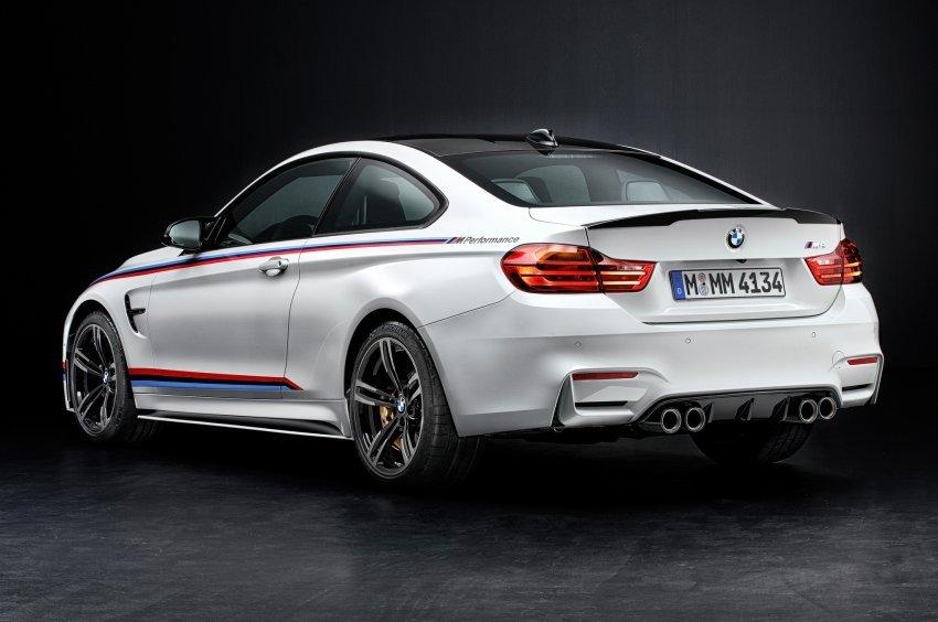 Представлено самое дорогое купе BMW M4