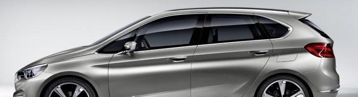 В марте состоится премьера BMW 2 Gran Tourer