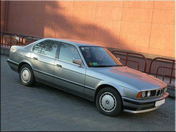 Особенности и эксплуатация BMW 5-серии (e34)