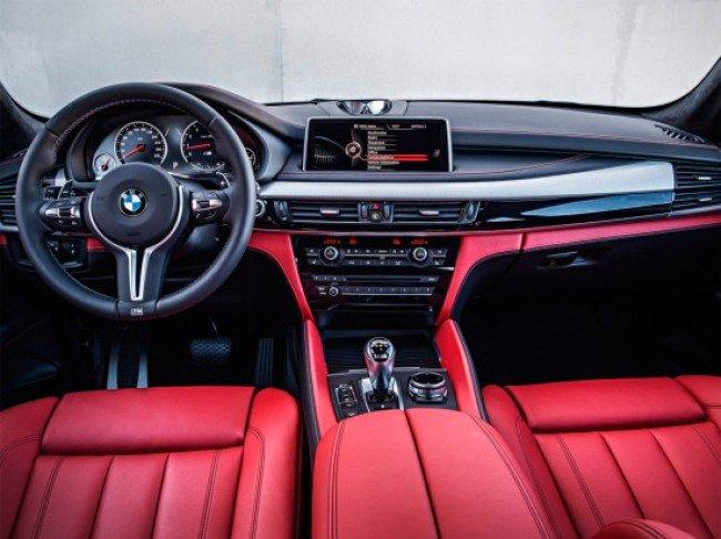 Салон BMW-X5-M-F15