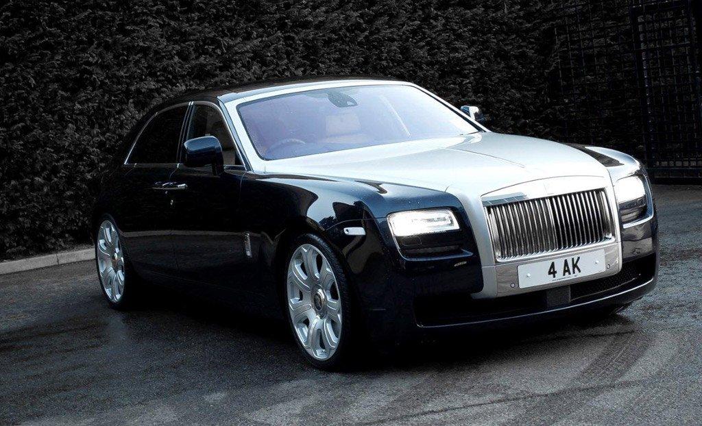 Rolls-Royce: кроссоверу быть!