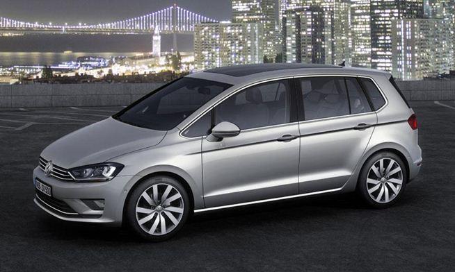 Новые подробности о Volkswagen Touran 2015