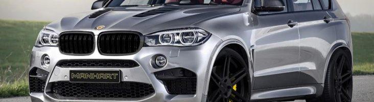 Как BMW Х5 М стал MHX5 750