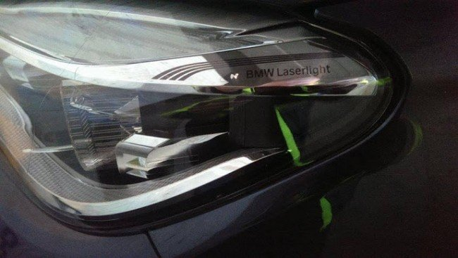 Оптика BMW 7-Series