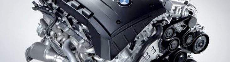 Двигатель BMW серии N52