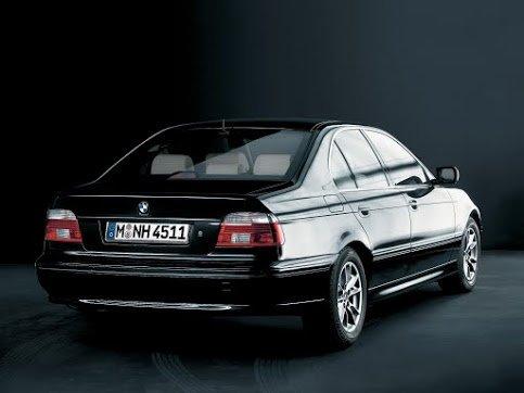 Тюнинг автомобиля BMW 5 серии E39