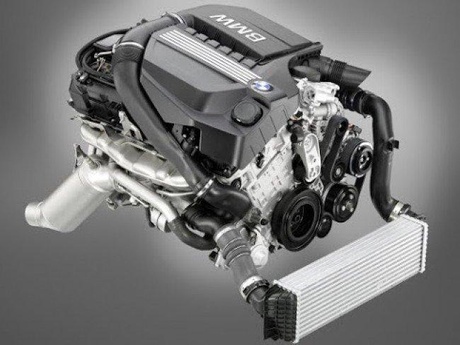 Двигатель BMW серии N53