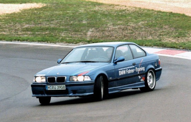 Тест-Драйв BMW 5 серии E39