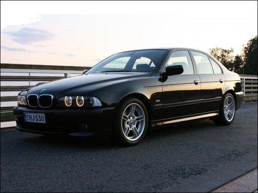 Конструкция и особенности подвески BMW e39