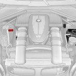 VIN код BMW на чашке амортизатора