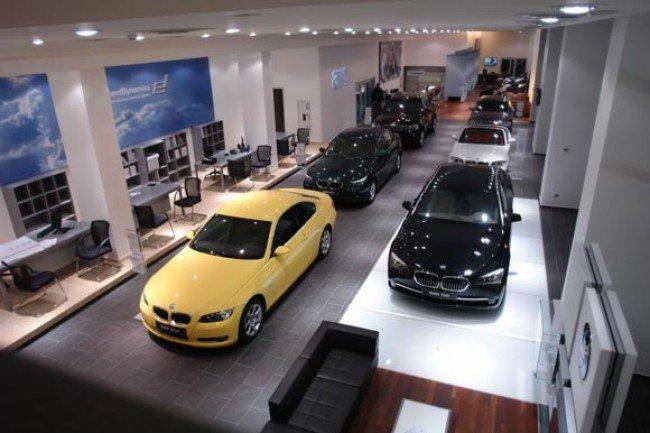 Выросли продажи Daimler, Audi и BMW