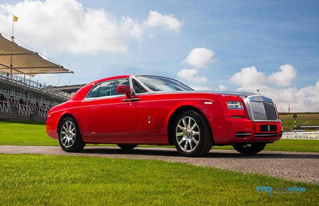Rolls-Royce линейки Al-Adiyat