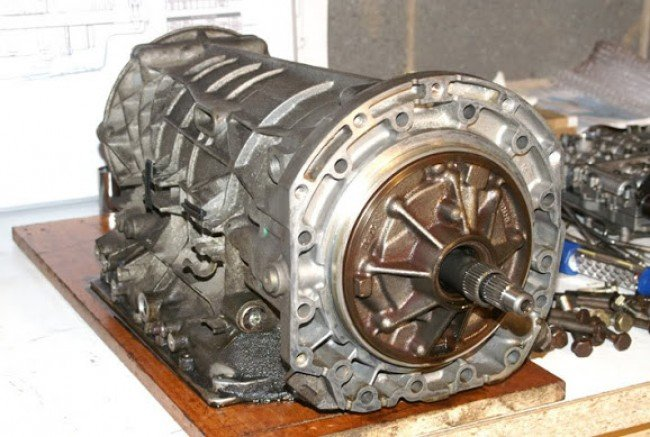 ZF-5HP24 (-A) автоматизированный агрегат переключения скоростей