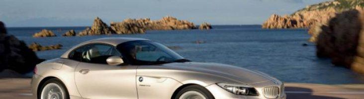 BMW z4 автомобиль