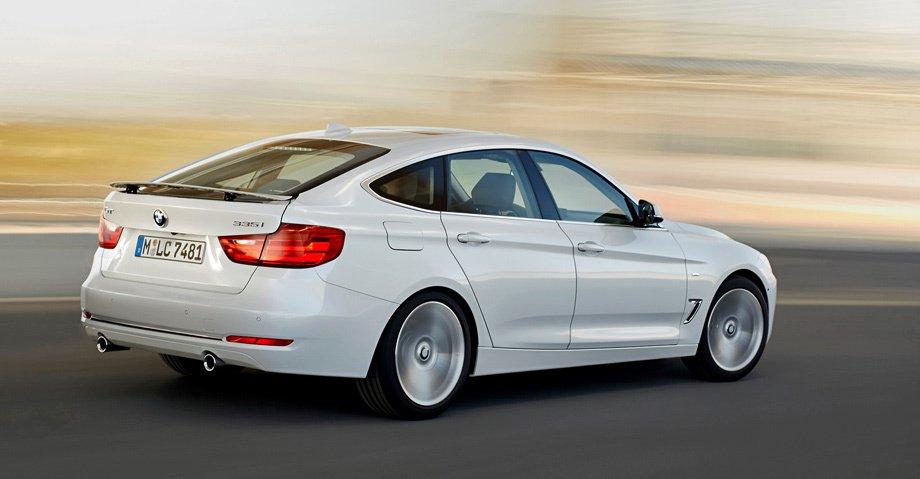 «Роскошная» версия BMW 3GT будет продаваться в Японии