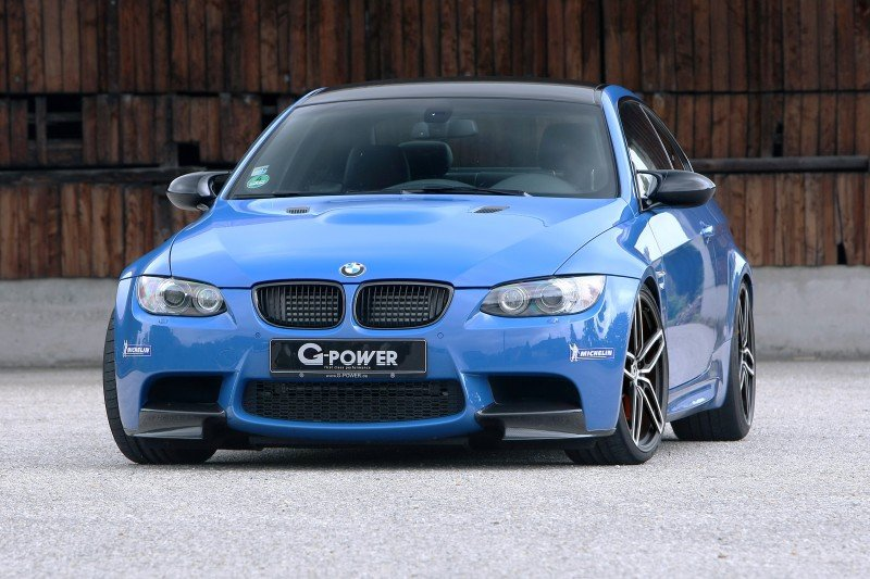Новый тюнинг от G-Power для BMW M3